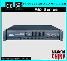 China Cheapest big power 2 channel ahuja amplifier professional,tube professional power amplifier