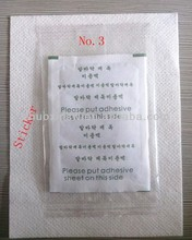 korean detox foot patch korean bamboo foot patch