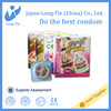Disposable natural latex 18 types sex spike condom for man penis