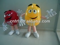 M&M's inflatable mascot/inflatable M&M's Chocolate Candies
