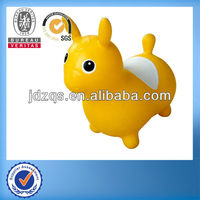 PVC-Plastic animal toy/inflatable animal toy