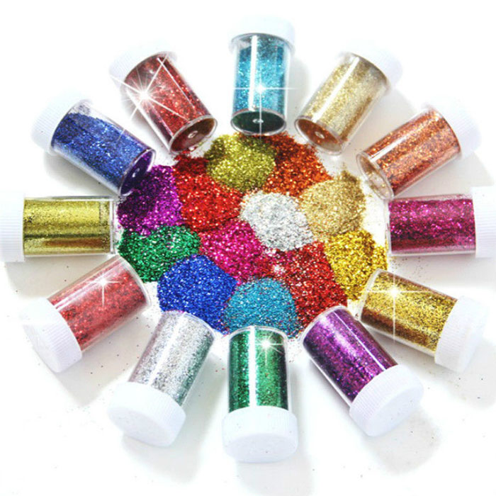 Christmas glitter powder ,craft glitter powder kg