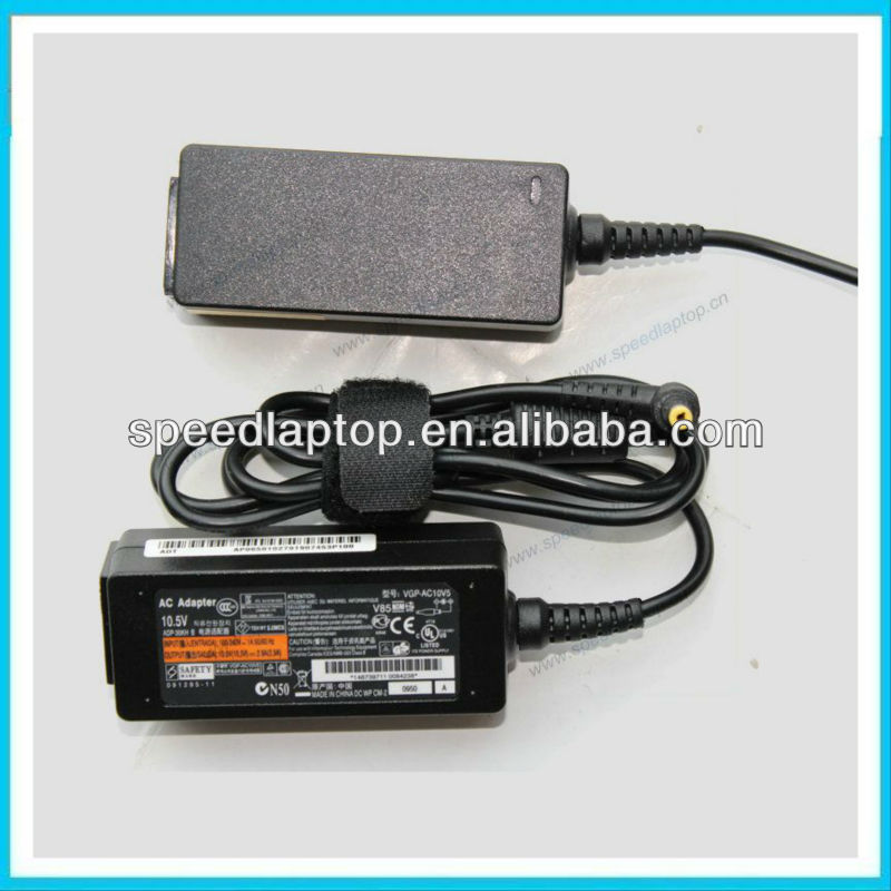 For SONY 10.5V 2.9A ac adapter