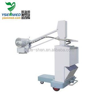 YSX50M Advanced best supplier China 50mA mobile x ray machine with CE