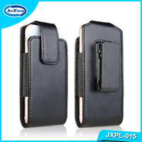 2016 Hot and New Phone Belt Clip Pouch Bag Universal Leather Case