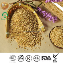 100% Pure Best Chinese Pure Roasted Sesame Seeds White Use For Cooking