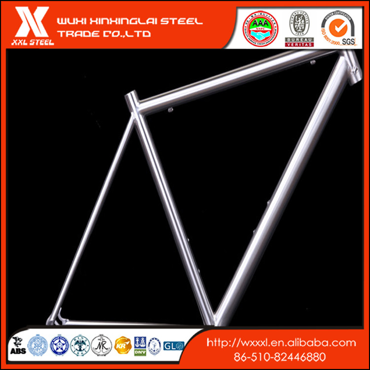 Mountain Bikes Use and Titanium Material full suspension titanium mountain bike frame