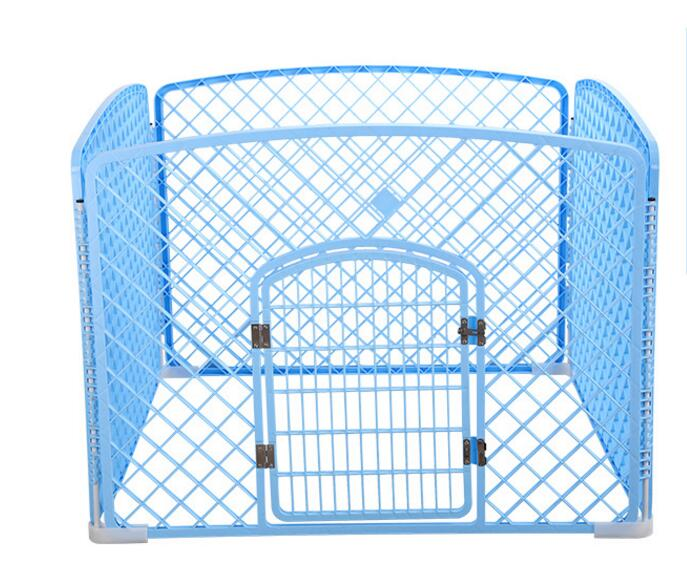 100*100*75cm Eco Friendly non-toxic Foldable Plastic Pet Puppy Dog Cage Cat Pens
