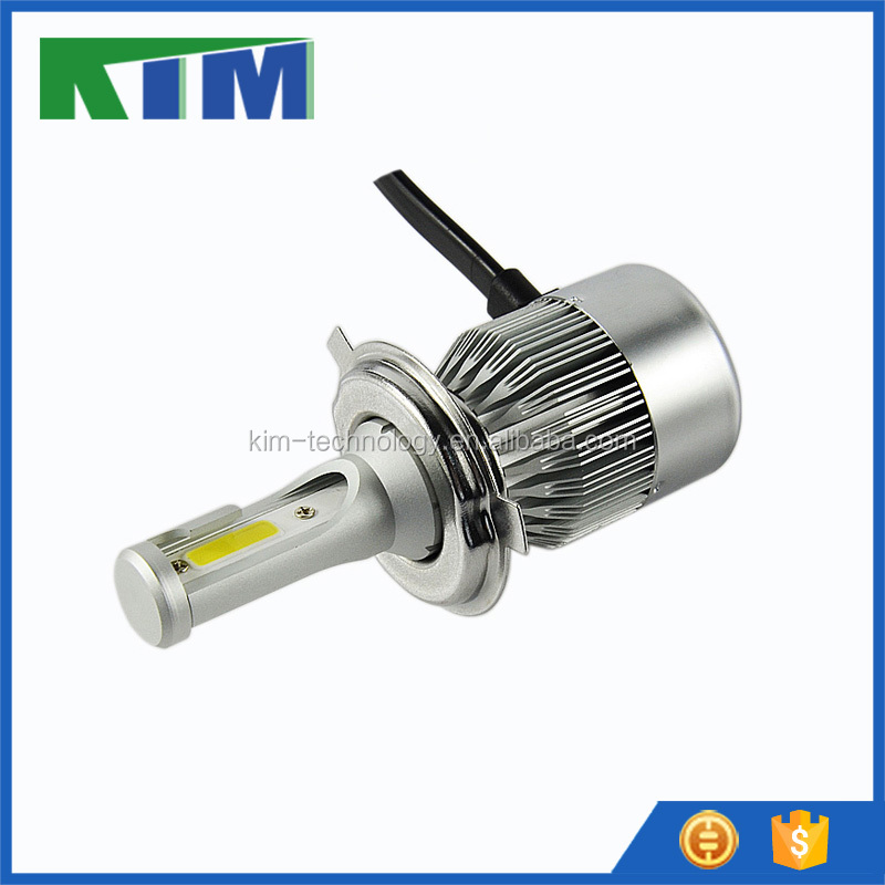 China supplier car h4 led headlight bulbs hi low beam for sale