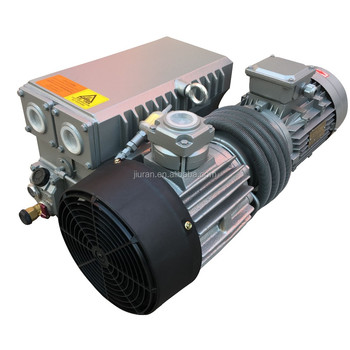 100m3/h 2.2kw Efficient Air Cooling Oil Lubricated Rotary Vane Vacuum Pump for gas station