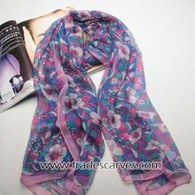 2014 hot selling cheap and fashion customed 100 silk dubai hijab