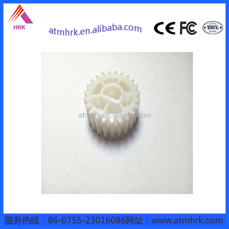 atm machine parts OKI TS modules gear of OKIH-63 with 23 tooth & ply 7.95mm