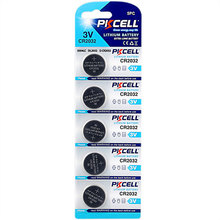 Hotsale 3v Lithium button cell battery CR2032