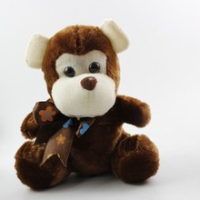 china wholesale stuffed animal small monkeys for sale