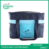 Hot promotional family outdoor picnic thermal cooler bag insulated frozen waterproof ice bag