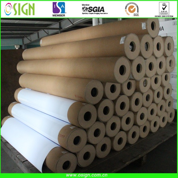 Durable advertising PVC Lona, flex banner for printing