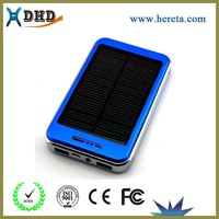 OEM solar panel mobile power bank Factory direct sale