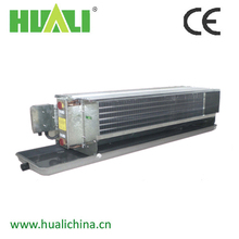 Horizontal concealed duct type chiller water fan coil unit filter