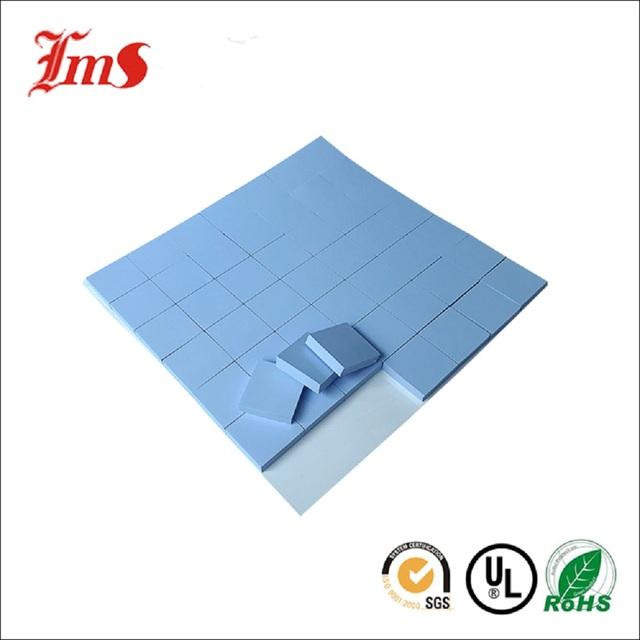 Small Electric Heating Cooling Mica Thermal Pad