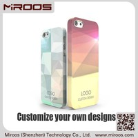 excellent quality mobile phone plastic case cover for iphone 5 5s,custom back cover case for iphone