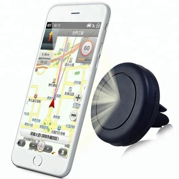 Factory Strongest Magnet Universal Air Vent Magnetic Car Phone Holder Mount
