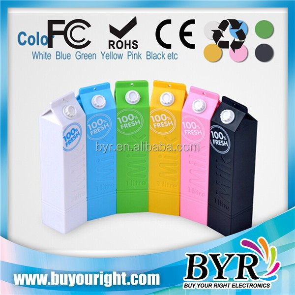 18650 battery usb charger 2600mah power bank