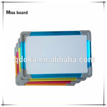 New small magnetic whiteboard/memo magentic white board