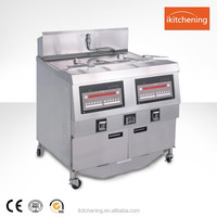 Energy Saving For Commercial Kitchen Used Gas &Electric Turkey Deep Fryer