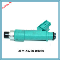 High Performance Injector in diesel engine OEM 23250-0H030 for Toyota Corolla Common rail fuel injection