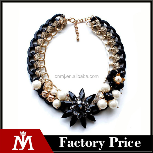 New design 2017 Fashion Necklace Luxury Choker Statement Necklace Jewelry Wholesale
