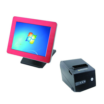 Factory price 12 inch all in one pos/pos system all in one hot selling