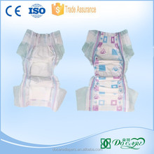 Non-woven surface Grade A disposable Private label good quality baby diaper manufacturers in china