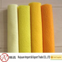 Best selling for 2015!!!AZO free Colorful felt for handicraft Made IN China