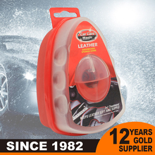 fast effective leather care dashboard sponge shine for car care