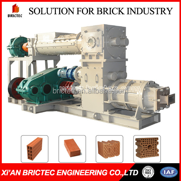Brictec vacuum brick bag packing machine