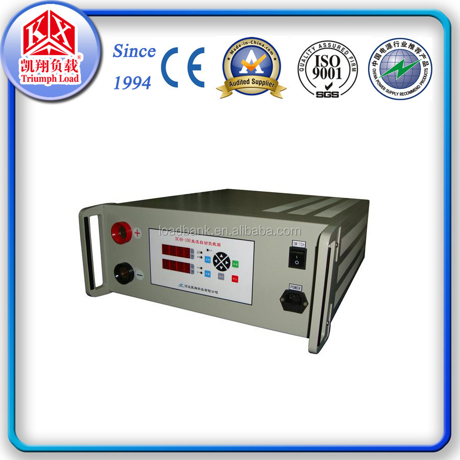 48V 500A Variable DC Load Bank