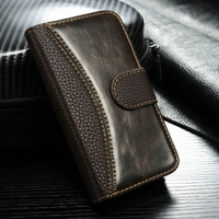 2015 new arrival case, upgrade phone case for iphone 4s/Leather mobile phone case for iPhone 4 4s