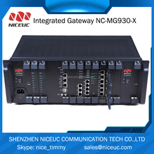 New! VoIP SIP Gateway for System Integrator, with 32-192 FXS/O Ports