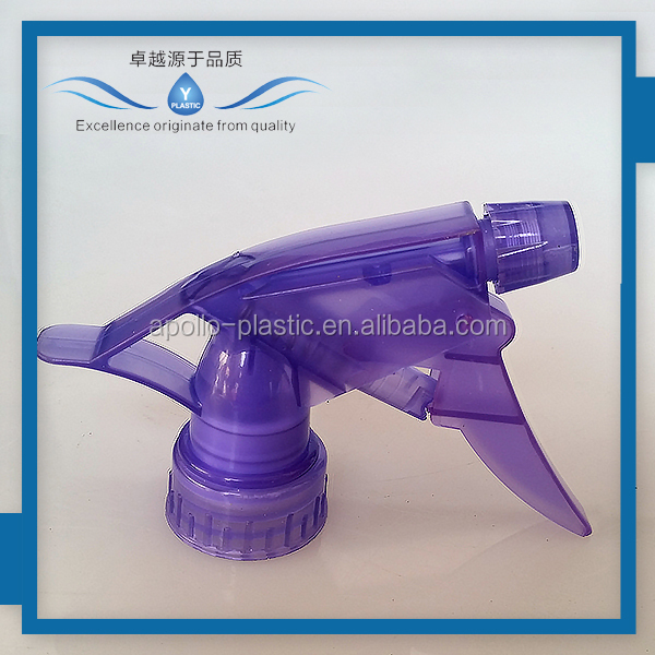 plastic hand-held foam trigger sprayer