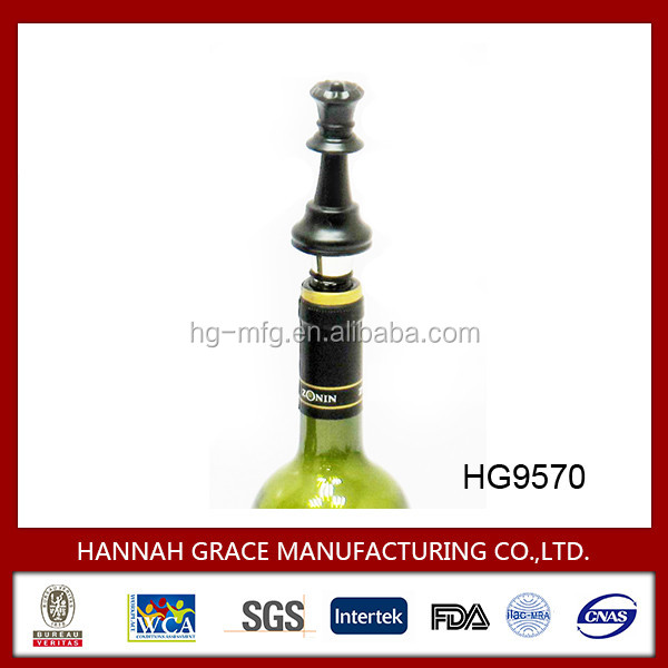 Decorative Resin Fairy Wine Bottle Stopper