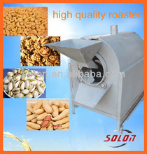 Small scale electric peanuts roaster/pistachios fryer/widely used peanuts roasting machine