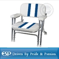 86601-06 Deluxe folding marine deck chair
