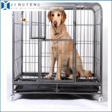 Manufactory supply cheap customized new design outdoor pet house/welded wire dog cages/runs/kennels