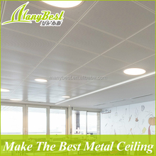 2018 New Design Corrugated Outdoor and Indoor Metal Ceiling Panel