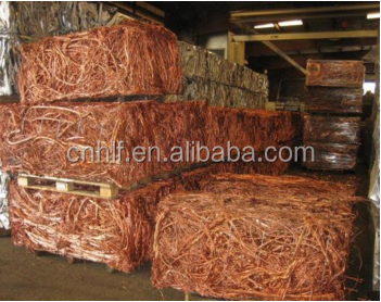 Copper Wire with 99.99% Purity / Red Copper Wire / Milberry Copper