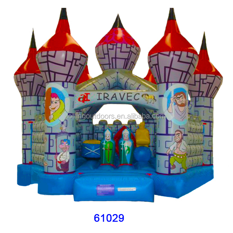 Hot sale Inflatable Jumper for kids, indoor inflatable bouncers for kids, cheap Price Inflatable Castle for sale