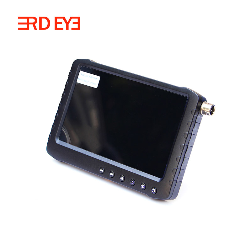 Free shipping 5inch 1080P full hd <strong>dvr</strong> small H.264 <strong>dvr</strong> ahd monitor
