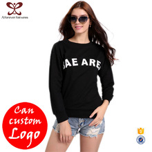 AFF New Fashion Ladies Blank Black Hoodies And Sweatshirts Pullover Plain Hoodies Women xxxxl Hoodies