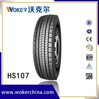 Truck tire lower price drive truck tire for rough road 1200r20