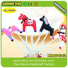 Factory supply horse shaped bookmark, cheap price bookmark,paper clip